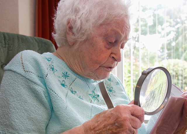 Study finds link between eye diseases and Alzheimer's