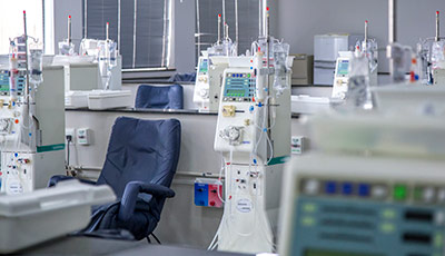 picture of dialysis center