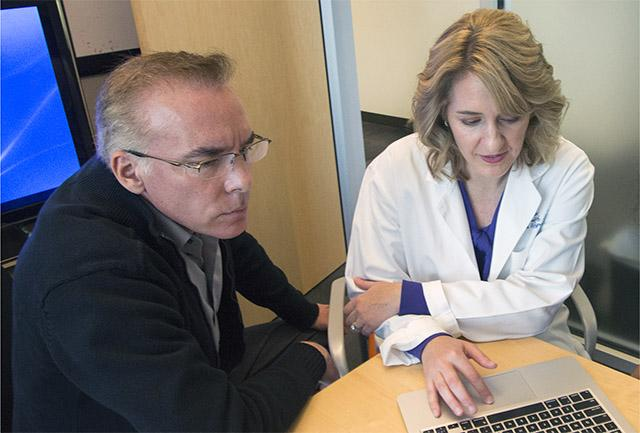 Zika researchers Michael Gale, Jr., and Kristina Adams Waldorf discuss a new maternal-fetal health program at the Center for Innate Immunity and Disease.