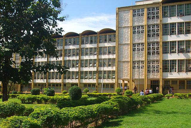 picture of Komfo Anokye Teaching Hospital in Ghana