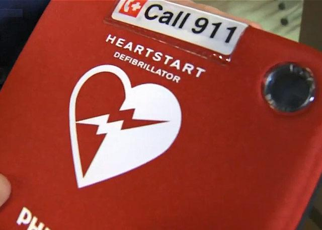 Aed Benefit Is Clear In Athletes With Sudden Cardiac Arrest Newsroom