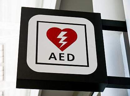 AEDs can be key to saving a life during a sports event.