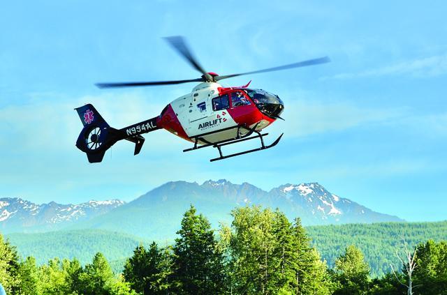 Airlift Northwest airborne