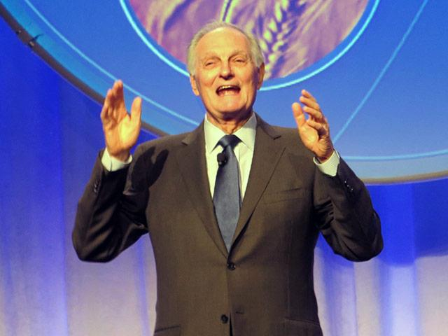picture of Alan Alda
