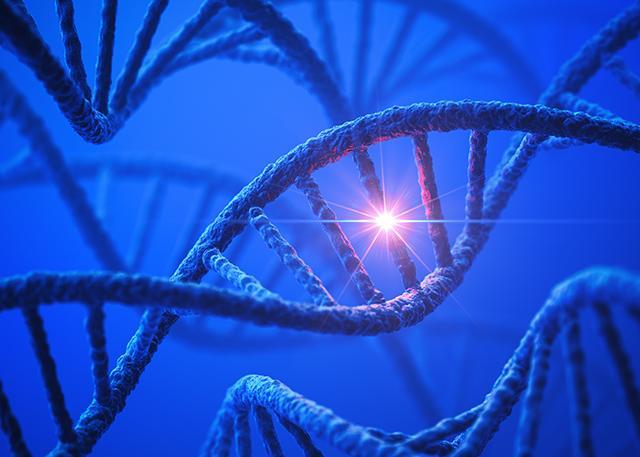 DNA conceptual art