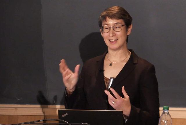 picture of bioethicist Malia Fullerton of the University of Washington School of Medicine