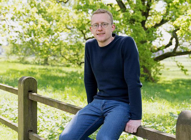Joost Snijder scientist Heineken Award