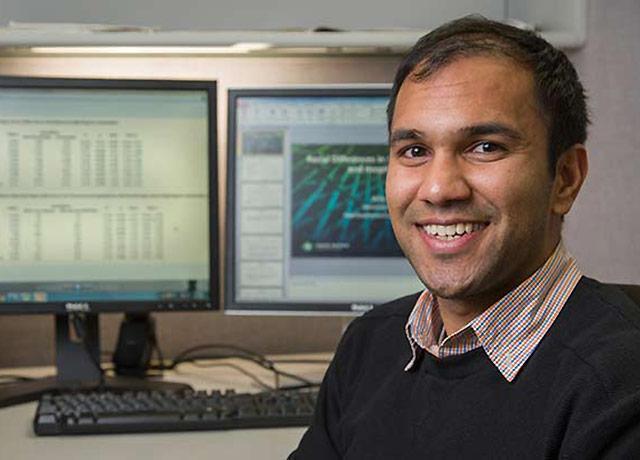 UW Medicine fellow Dr. Kedar Kirtane