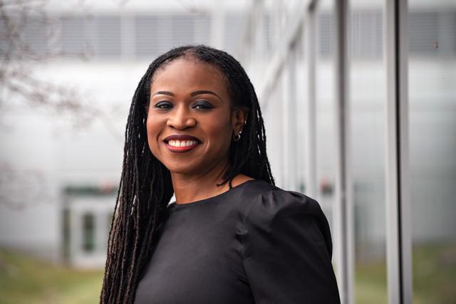 Omalola Eniola-Adefeso chemical engineer University of Michigan