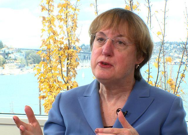 picture of UW Medicine oncologist Nancy Davidson
