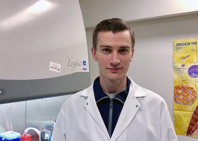 Sergei Doulatov stem cell biologist blood diseases