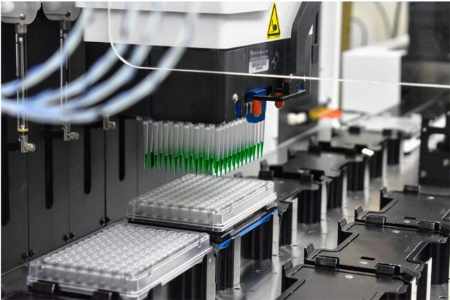 Sequencing technology at the Northwest Genomics Center