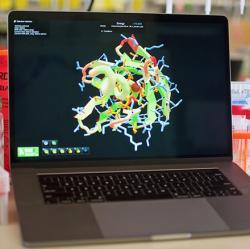 Foldit computer game for designing proteins