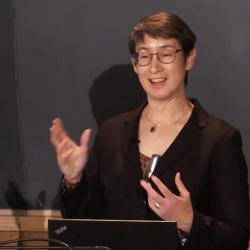 picture of bioethicist Malia Fullerton of the University of Washington School of Medicine