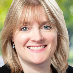 picture of Jeannine Grinnell, new CEO at Valley Medical Center in Renton, Wash.