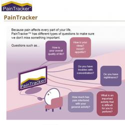 PainTracker website