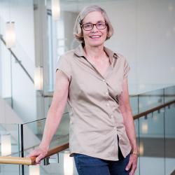 Bonnie Ramsey cystic fibrosis researcher