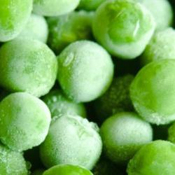 picture of frozen peas