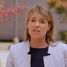 Lisa Brandenburg is the president of hospitals and clinics at UW Medicine.