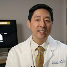 picture of Dr. Christoph Lee, UW Medicine radiologist