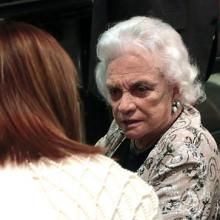 Picture of Justice Sandra Day O'Connor