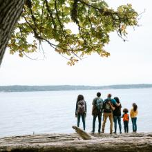Finding some extra space is a great first step toward planning a late-summer family getaway, according to doctors with UW Medicine.