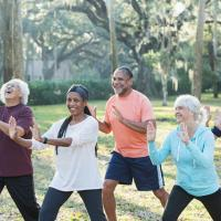 Tai chi and seniors